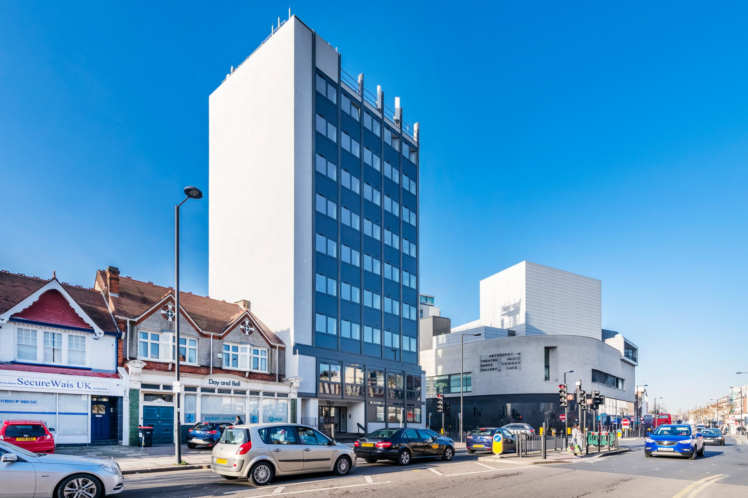 Flats to rent in North Finchley